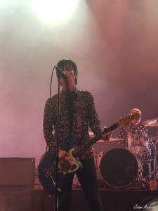 Johnny Marr in concert at the Fillmore Silver Spring