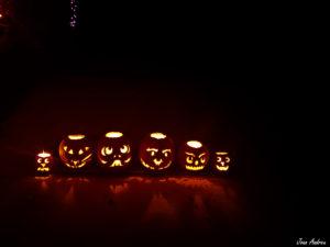 Jack O'Lanterns in Bethesda