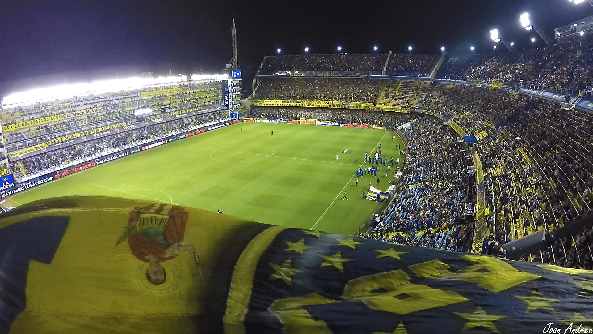 La Bombonera, Buenos Aires