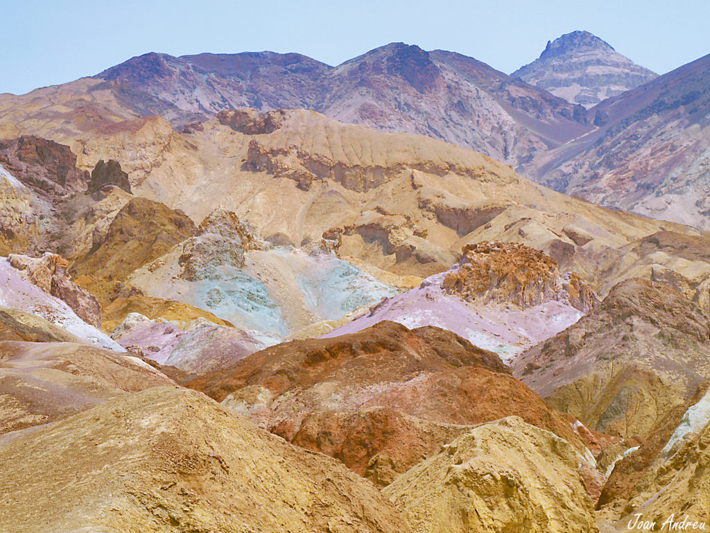 Artist's Pallette a Death Valley