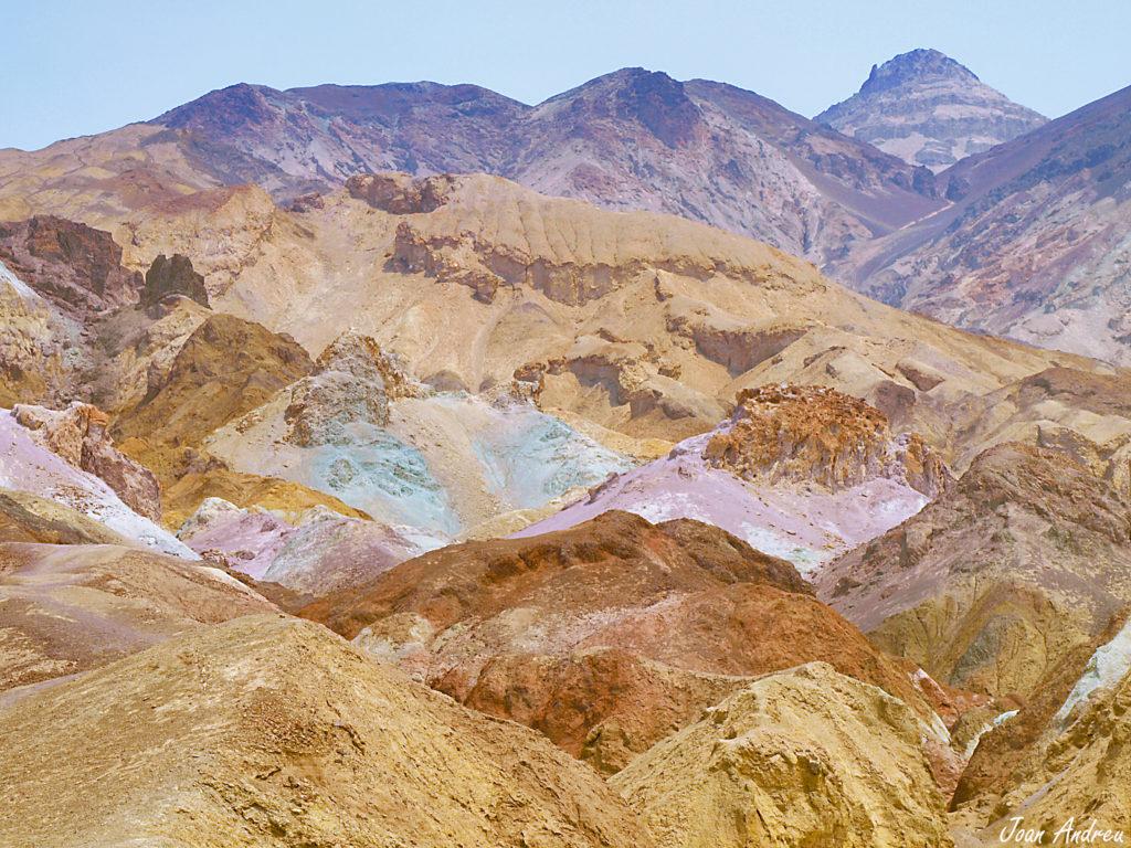 Artist's Pallette a Death Valley